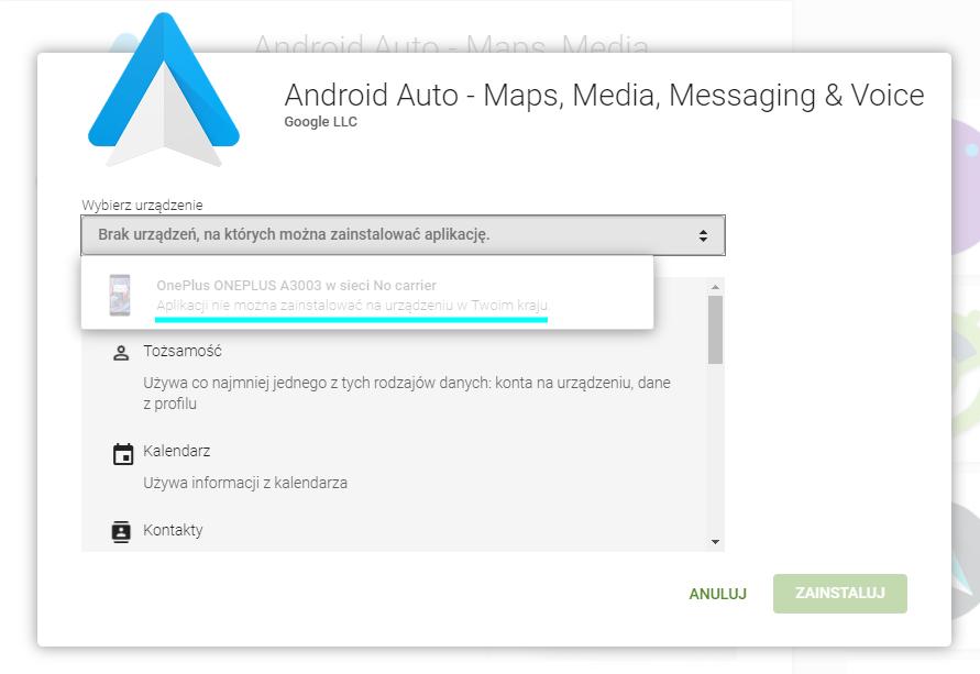 Android Auto nie dla Polaków.png