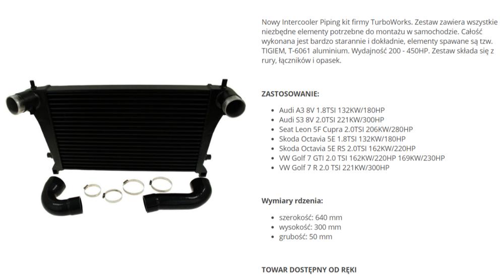 IC TurboWorks do MQB