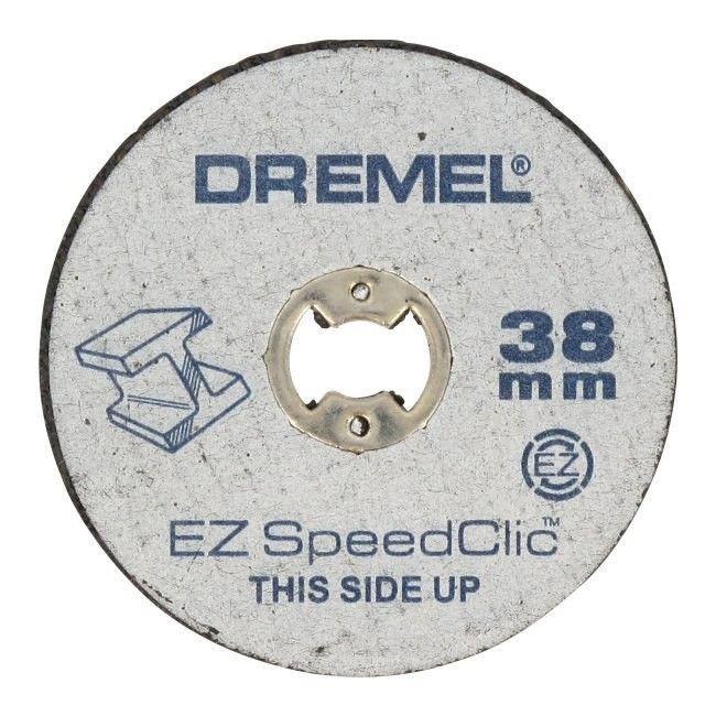 ZESTAW TARCZ DREMEL SPEEDCLIC 38 MM